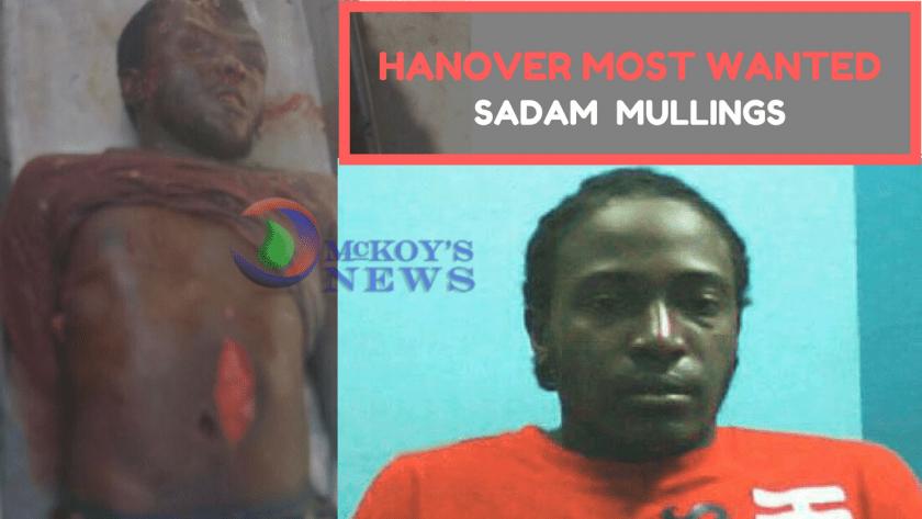 Sadam Mullings Fatally Shot