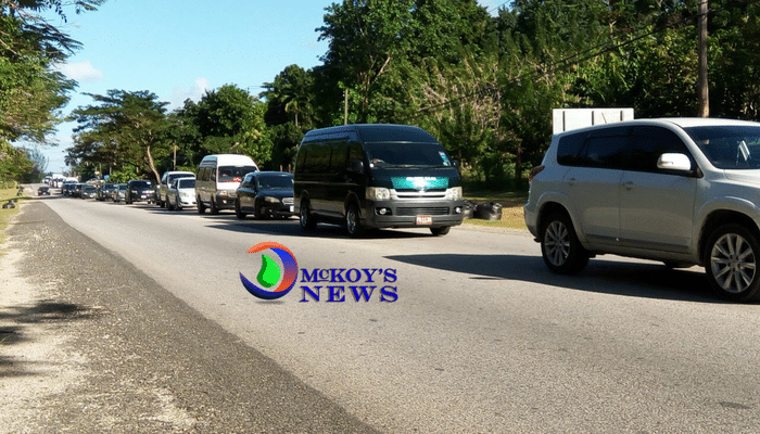 St James Checkpoints State of Emergency