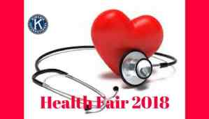 Soroptomist and Kiwanis International Clubs Host Health Fair 2018
