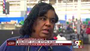 When Grandpa Tries to Wire $2,300 to Grandson, Walmart Clerk Immediately Sees Red Flags