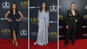 2017 HFA Red Carpet A-Listers