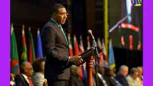 CARICOM Opening Statement By the Most Hon. Andrew Holness
