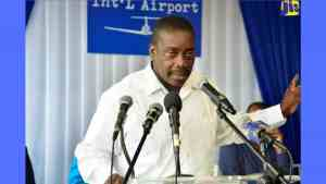 New Air Traffic Control Tower for Ian Fleming Airport