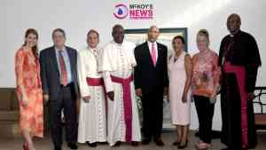 Montego Bay's Hope Health Clinic Moves to New$3.2Million Home Thanks tothe Good Shepherd Foundation.