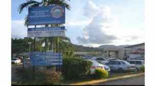 Renovated Facility at St. Ann's Bay Hospital, New Ambulance