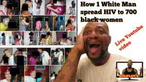 How he gave Aids to 700 black women