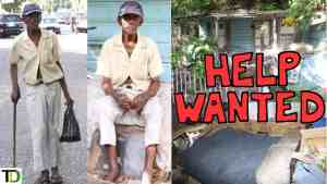 How I live: 83 Year-Old Lester Griffiths Needs Help
