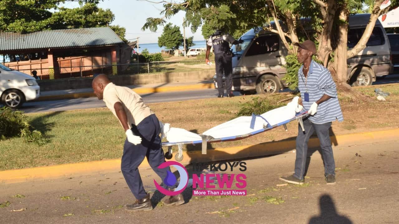 St Elizabeth Deadly Crash