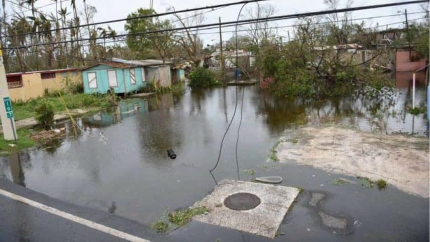 Hurricane Maria Death Toll