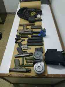 4 More Illegal Firearms and Ammunition Seized in Bogue, St James