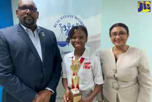 Real Estate Board Awards School Essay Competition Winner