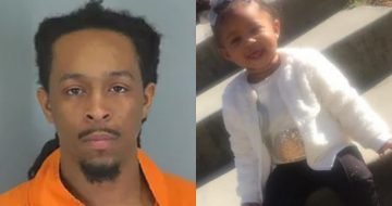 Toddler Dies After Father Allegedly Left Her In Burning Car While Running From Police
