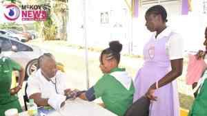 Irwin High Health Fair