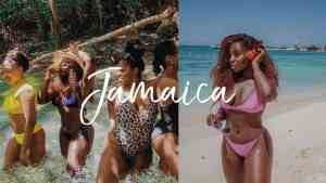 AMAICA VLOG: SUPER LIT GIRLS TRIP   OCHO RIOS, KINGSTON, PORTLAND
