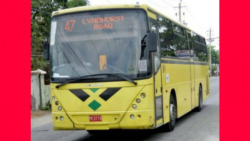 JUTC Bus Killed Woman