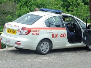 Police Force Flock Montego Bay and the Volatile  Areas of St James
