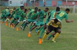 Jamaica's national under 17 Reggae Boys to face Cuba in two games series