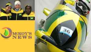 Red Stripe Beer Bought Jamaican Bobsled Team Sled from Ex Coach