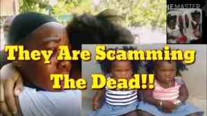 Jamaicans Are Scamming The Deceased!