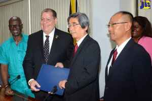 Jamaica Gets J$1.6-Billion from Japan for Disaster Preparedness Communication