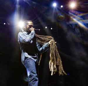DAMIAN MARLEY FOR GROOVIN' IN THE PARK