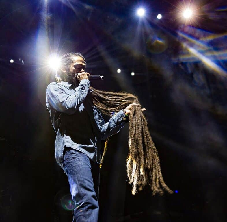Damian 'Jr. Gong' Marley