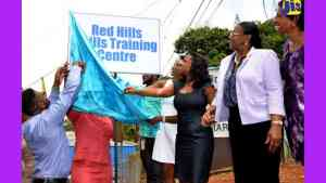 Training For Unattached Youth at Renovated Red Hills Skills Centre