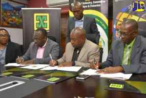 MOU Signed for OUTAONE Agro-Economic Zone Project