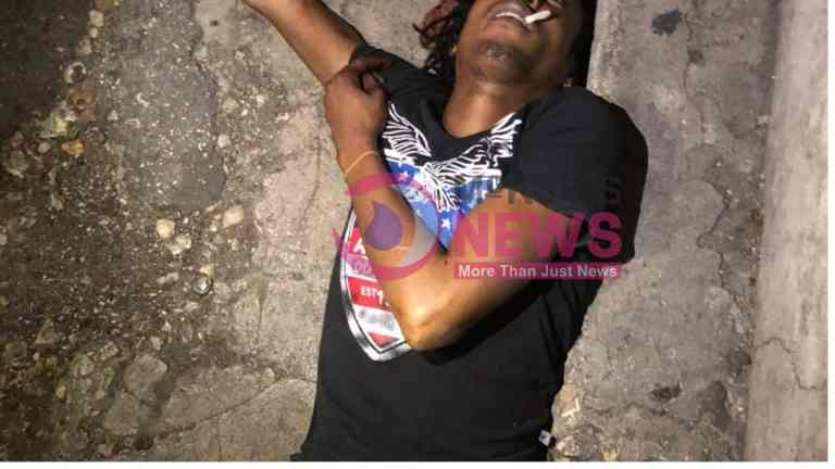 Man Shot and Killed in Downtown Montego Bay