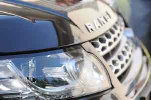 Man Shot While Driving a Range Rover with His Toddlers on Board