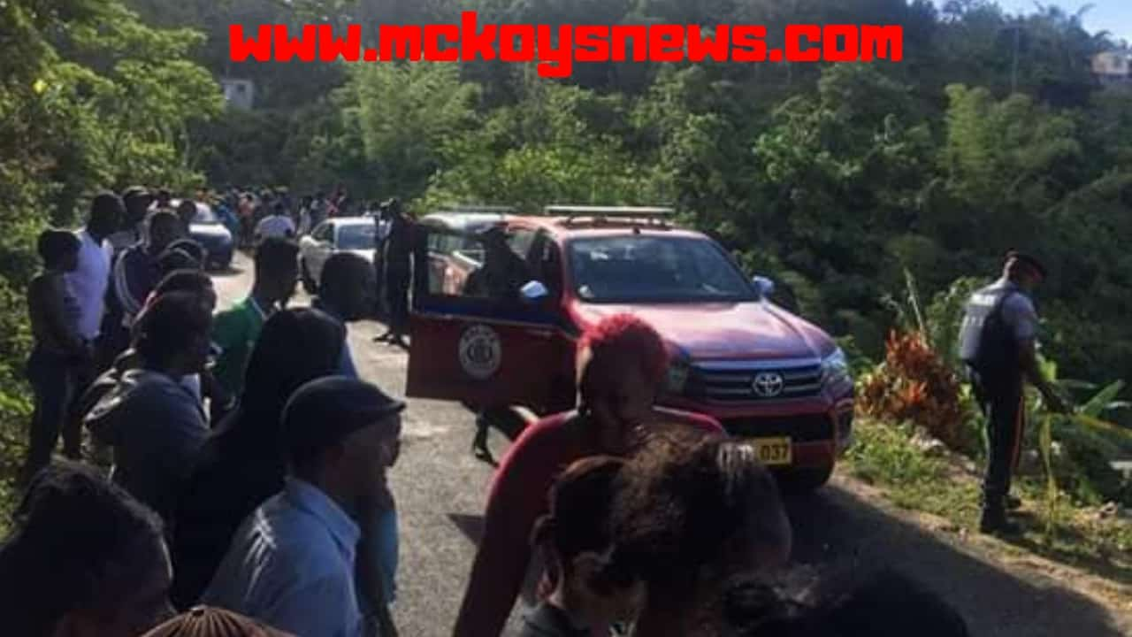 A Negril, Westmoreland businessman and his Italian wife were this morning shot dead during an apparent burglary and robbery at their West End premise in the resort town.