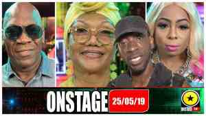 Marcia Griffiths, Lisa Hyper, Bounty Killer, George Nooks – Onstage May 25 2019 (Full Show)