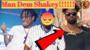 """Masicka And Konshens Is """"IN THE HOT SEAT"""" By Fans And Foota Hype"""