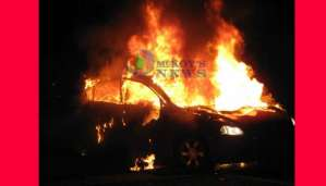 St Ann Police Constable Escapes Death before Car Explodes