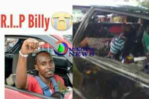 Fast and Furious Driving Kills Popular Ocho Rios Mechanic