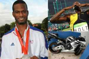 Germaine Mason Usain Bolt Partying Before Fatal Bike Crash