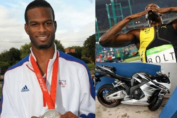 Germaine Mason Usain Bolt