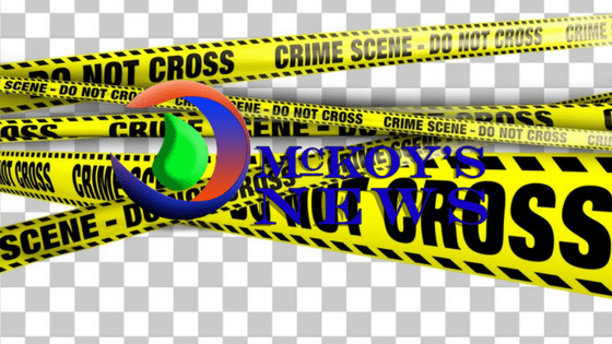 Mckoy's News Crime Scene