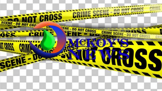 Mckoy's News Crime Scene