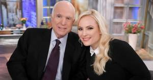 Meghan McCain Takes A Swipe At White House After Aide Mocks Her Father's Cancer