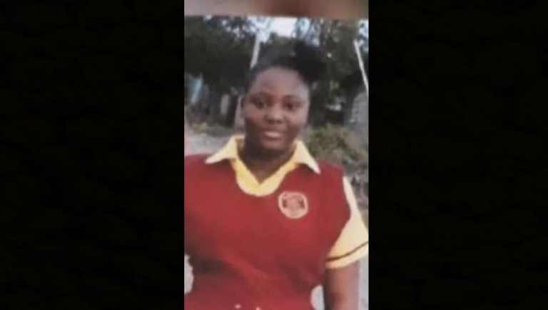 Mikayla Williams, 14, from Old Harbour Missing