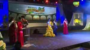 Miss Jamaica Festival Queen 2019