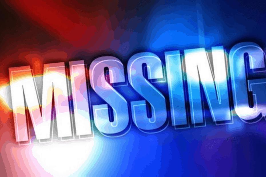 Senior Citizen Missing