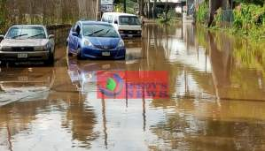 Flooding Destroys Sections of Montego Bay