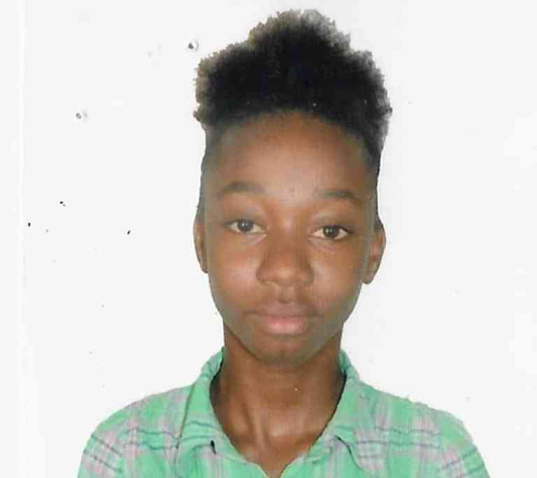 Mona-shai Wolf, 14, from St Ann