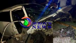 17 PEOPLE KILLED 16 ROAD ACCIDENTS IN ST JAMES SINCE 2017