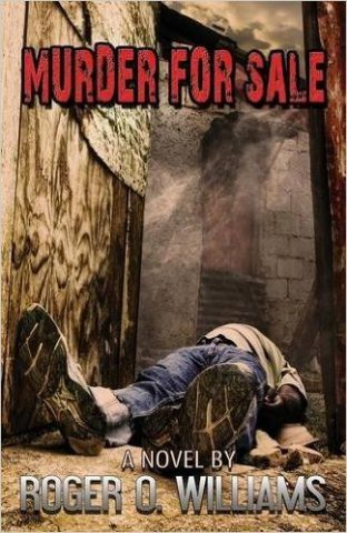 MURDER FOR SALE book by Roger O. Williams