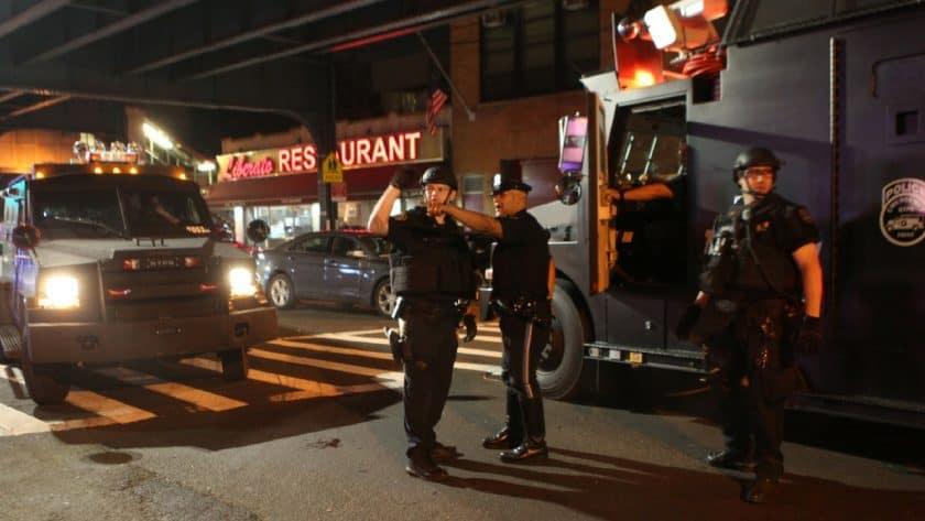 NYPD Officer Assassinated