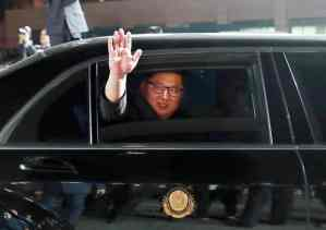 Isolated Kim takes big gamble leaving home for Trump summit