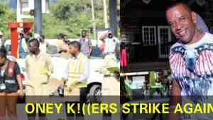 ONEY BRITISH KILLERS LAUNCH ANOTHER DEADLY ATTACK IN NEW KINGSTON